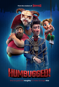 Humbugged one-sheet
