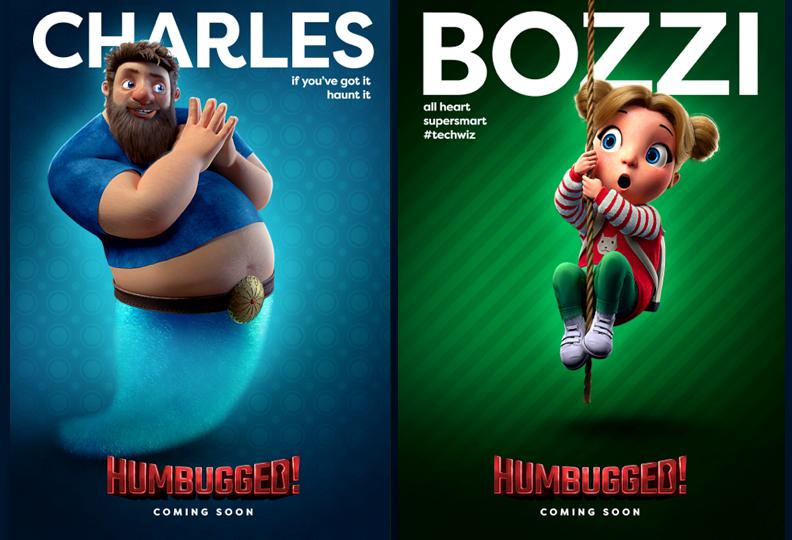 humbugged charles-bozi